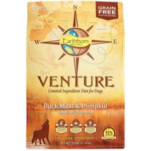 Earthborn Holistic Venture Duck Meal Dry Dog Food