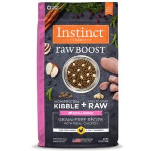 Instinct Raw Boost Chicken Meal Dog Food