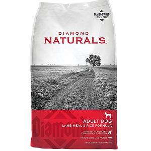 Diamond Naturals Lamb Meal & Rice Formula