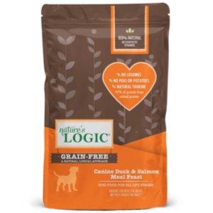 Nature's Logic Canine Duck & Salmon Meal Feast Grain-Free Dry Dog Food