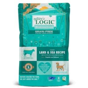 Nature's Logic Distinction Grain-Free Land & Sea Recipe