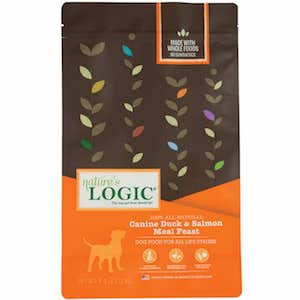 Nature's Logic Dog Food with Duck Meal