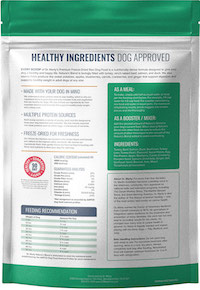 Dr Marty's Freeze-Dried Dog Food
