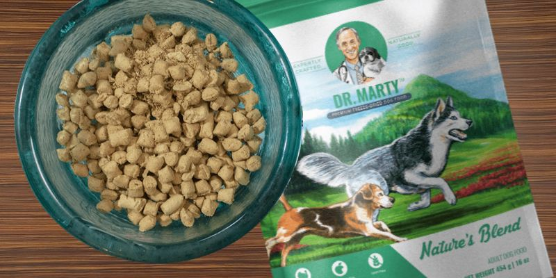 Dr. Marty Nature's Blend Reviews