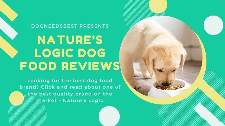 Nature's Logic Dog Food Reviews, Ratings, Recalls, & Ingredients Featured Image