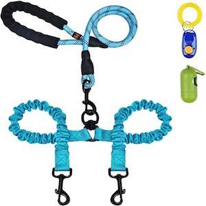 U-pick Dual Dog Leash