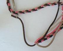 paracord dog leash