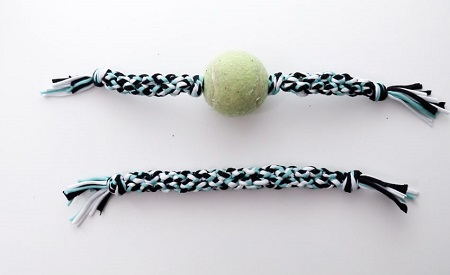 flossy dog rope toys