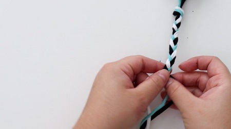 flossy rope toy for dogs
